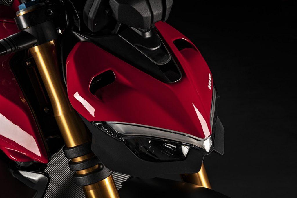 Ducati Streetfighter V4 SP: una nuova variante all'orizzonte?