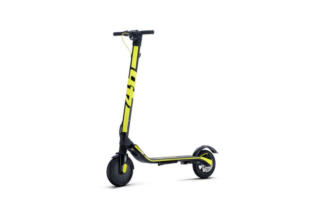 VR 46 e-Mobility: linea ampliata con l'arrivo del monopattino UP! [FOTO]