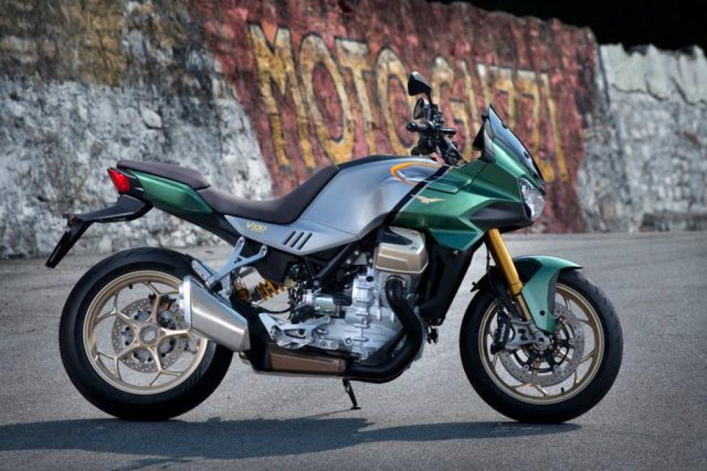 Moto Guzzi: in viaggio verso il 2121 [VIDEO]