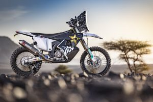 Husqvarna Motorcycles: la nuova FR 450 Rally al Rallye du Maroc [FOTO]