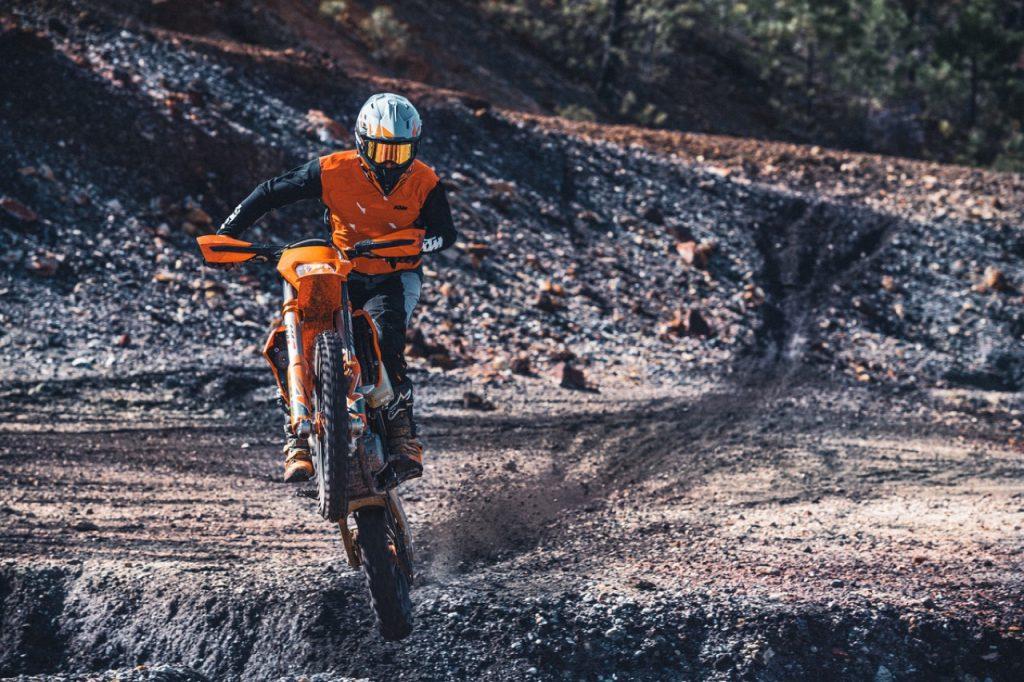 KTM, Offroad Days by Ferrando Motor: in prova la gamma KTM Offroad 2022