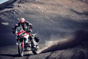 Ducati Multistrada V4: in viaggio tra vari scorci d'Italia [VIDEO]