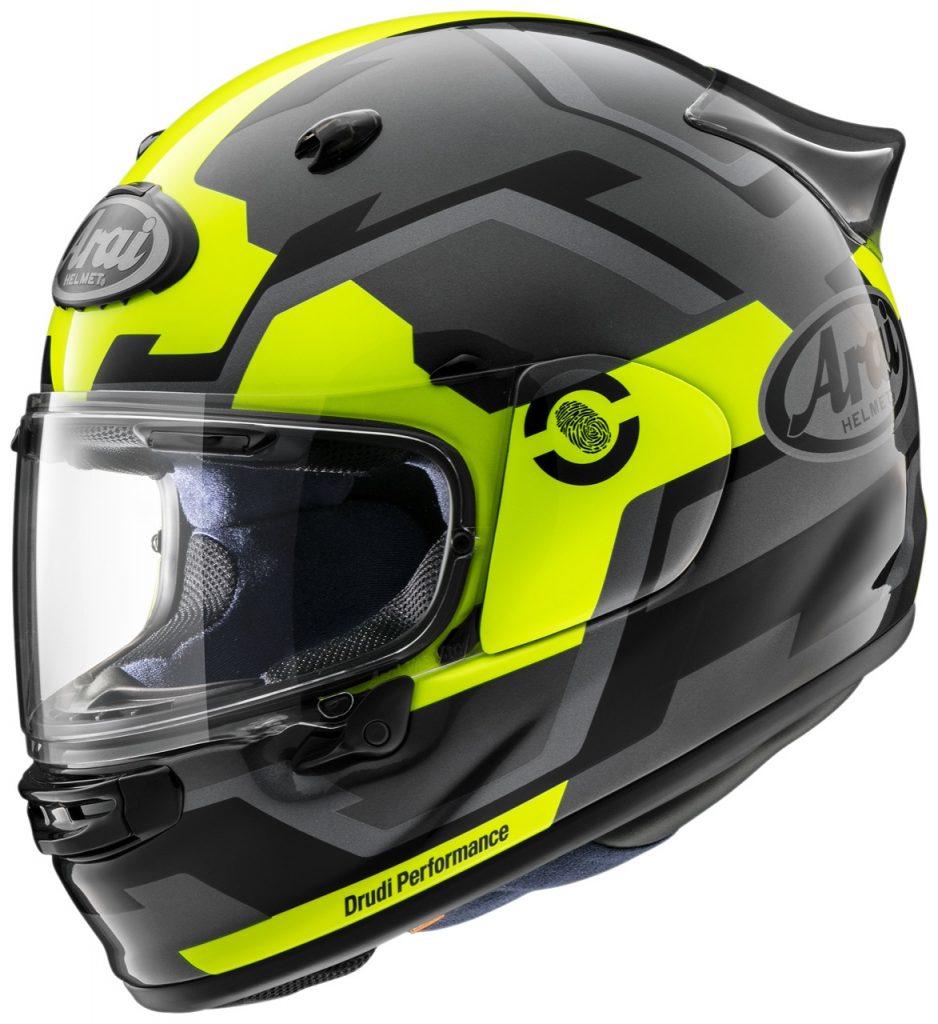 Arai Quantic: un casco studiato per proteggere e viaggiare con dinamismo