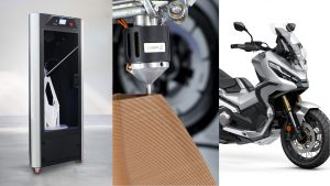 Honda: un evoluto lavoro sul design con stampa 3D nella collaborazione tra Honda R&D Europe e WASP