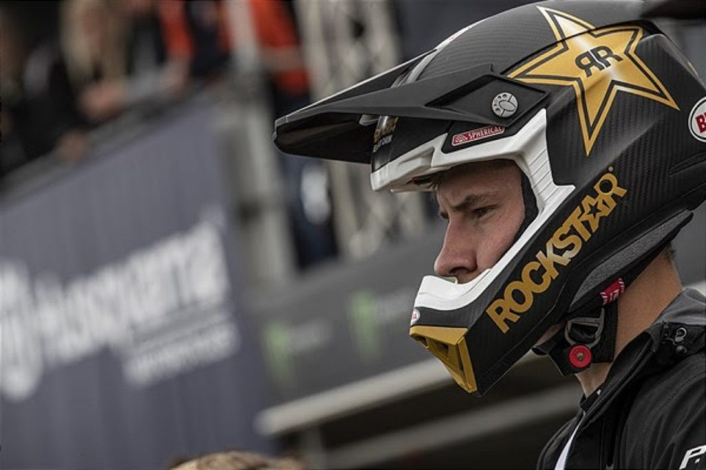 "Husqvarna Motorcycles: ""Drop the Gate"" una serie sui piloti Rockstar Energy Husqvarna Factory Racing"